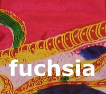 Drachenfahnen-Stoff DRAGON mit Herz-Spitze, verschiedene Farben und Längen, Balifahne, Bali Flag – Bild 10